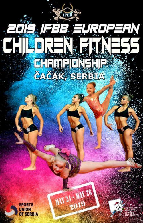 POSTER-2019-IFBB-EUROPEAN-CHILDREN-FITNESS-CHAMPIONSHIP